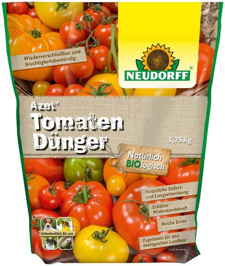 NEUDORFF Tomatendünger »Azet«, 1,75 kg