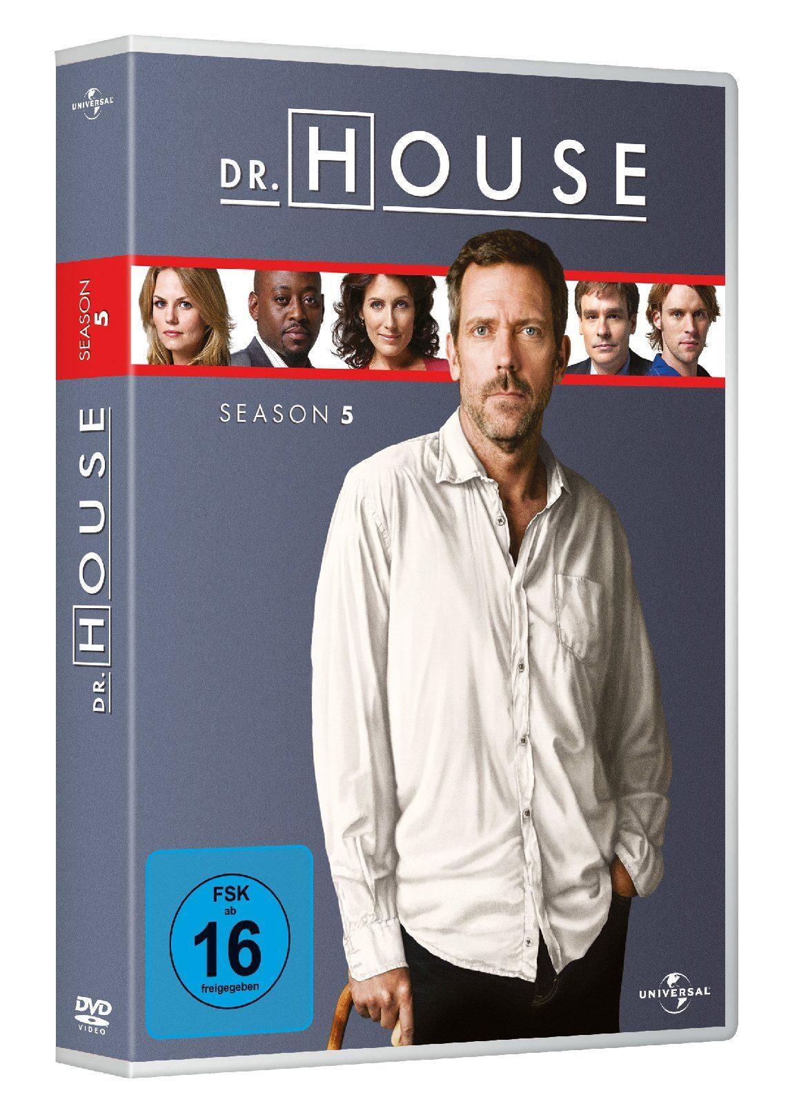 Universal Dr. House - Season 5 »DVD«