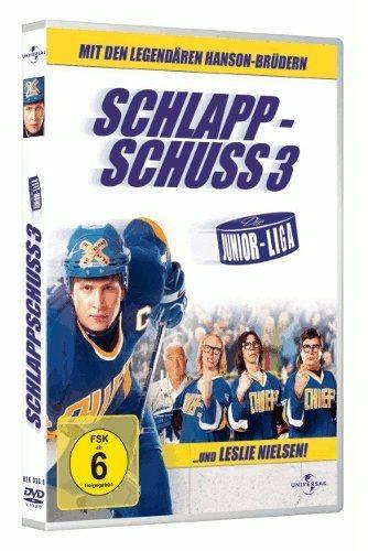Universal Schlappschuss 3 - Die Junior Liga »DVD«