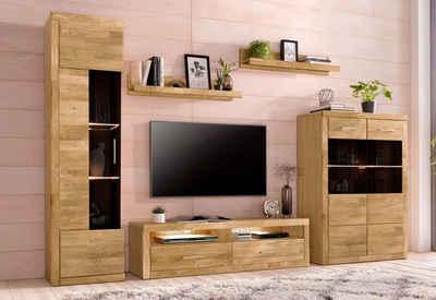 Kernbuche Wohnzimmer, wohnwand aus kernbuche online kaufen | otto, Design ideen