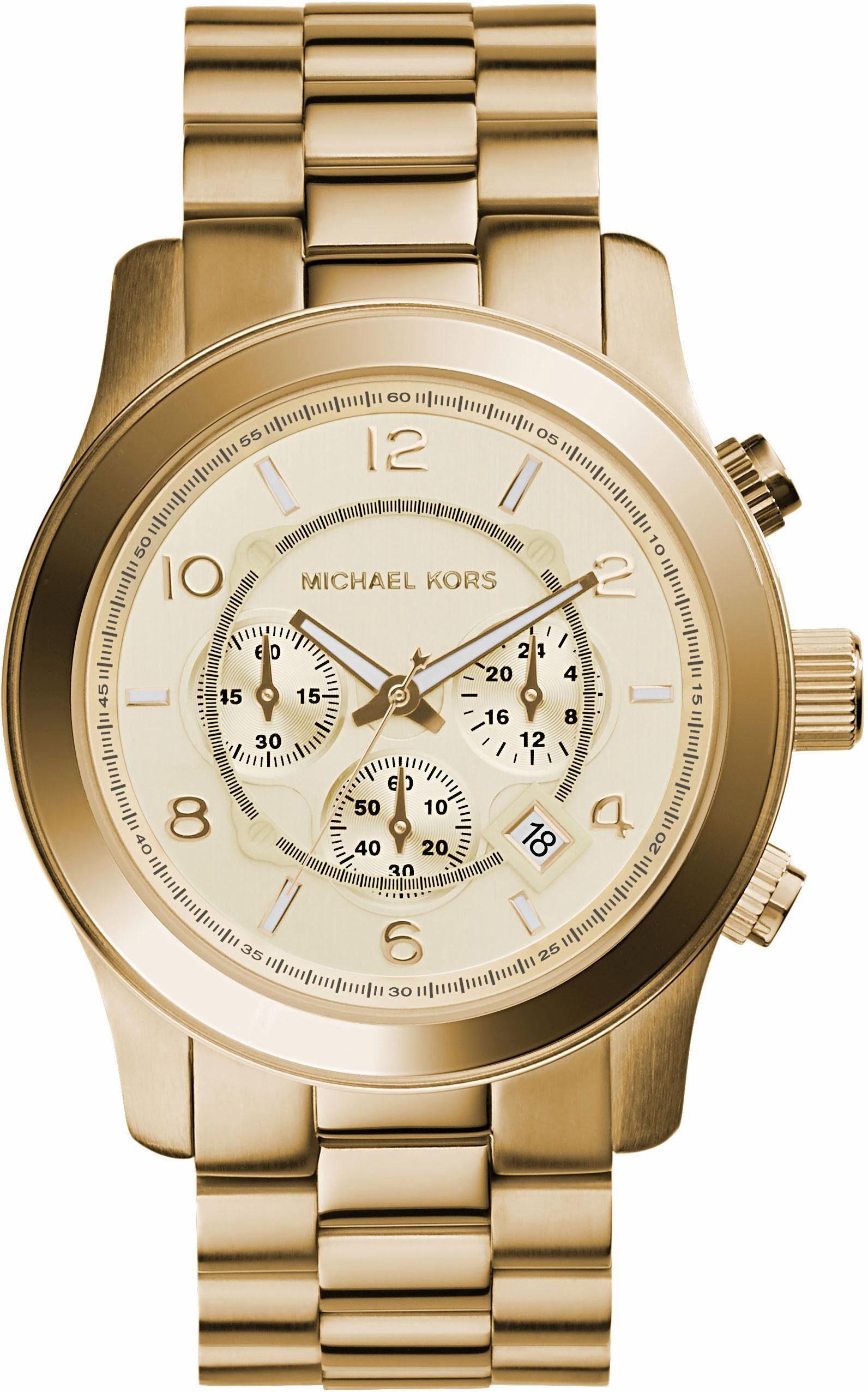 MICHAEL KORS Chronograph »RUNWAY, MK8077«