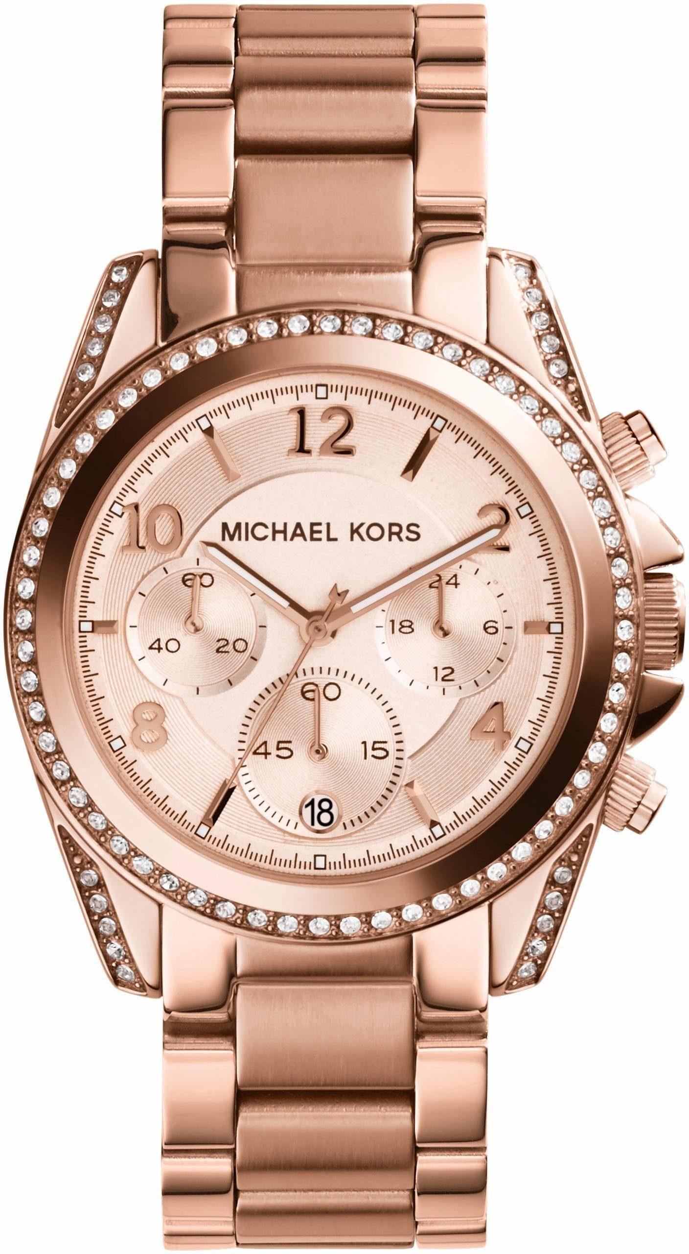 MICHAEL KORS Chronograph »BLAIR, MK5263«