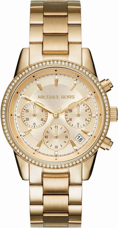 MICHAEL KORS Chronograph »RITZ, MK6356«