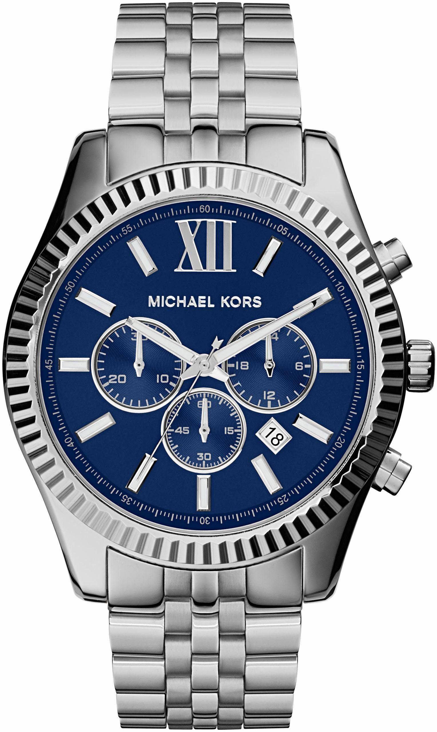 MICHAEL KORS Chronograph »LEXINGTON, MK8280«