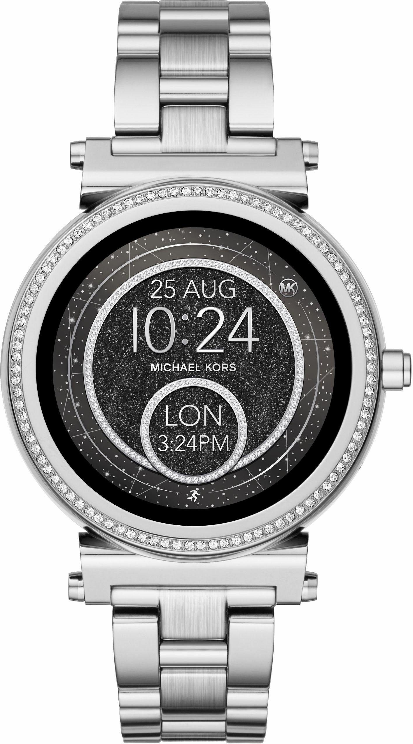 MICHAEL KORS ACCESS SOFIE, MKT5020 Smartwatch (Android Wear, inkl. Dornschließe für Wechselband)