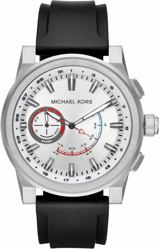 michael kors access grayson mkt4009 smartwatch android wear online kaufen otto. Black Bedroom Furniture Sets. Home Design Ideas