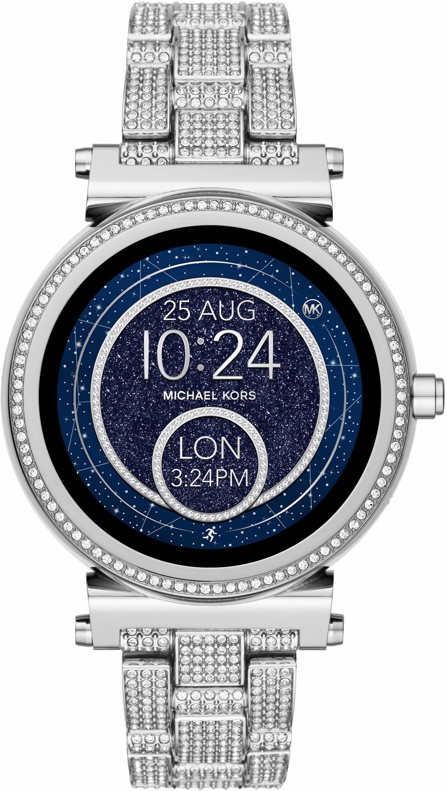 MICHAEL KORS ACCESS SOFIE, MKT5024 Smartwatch (Android Wear, inkl. Dornschließe für Wechselband)