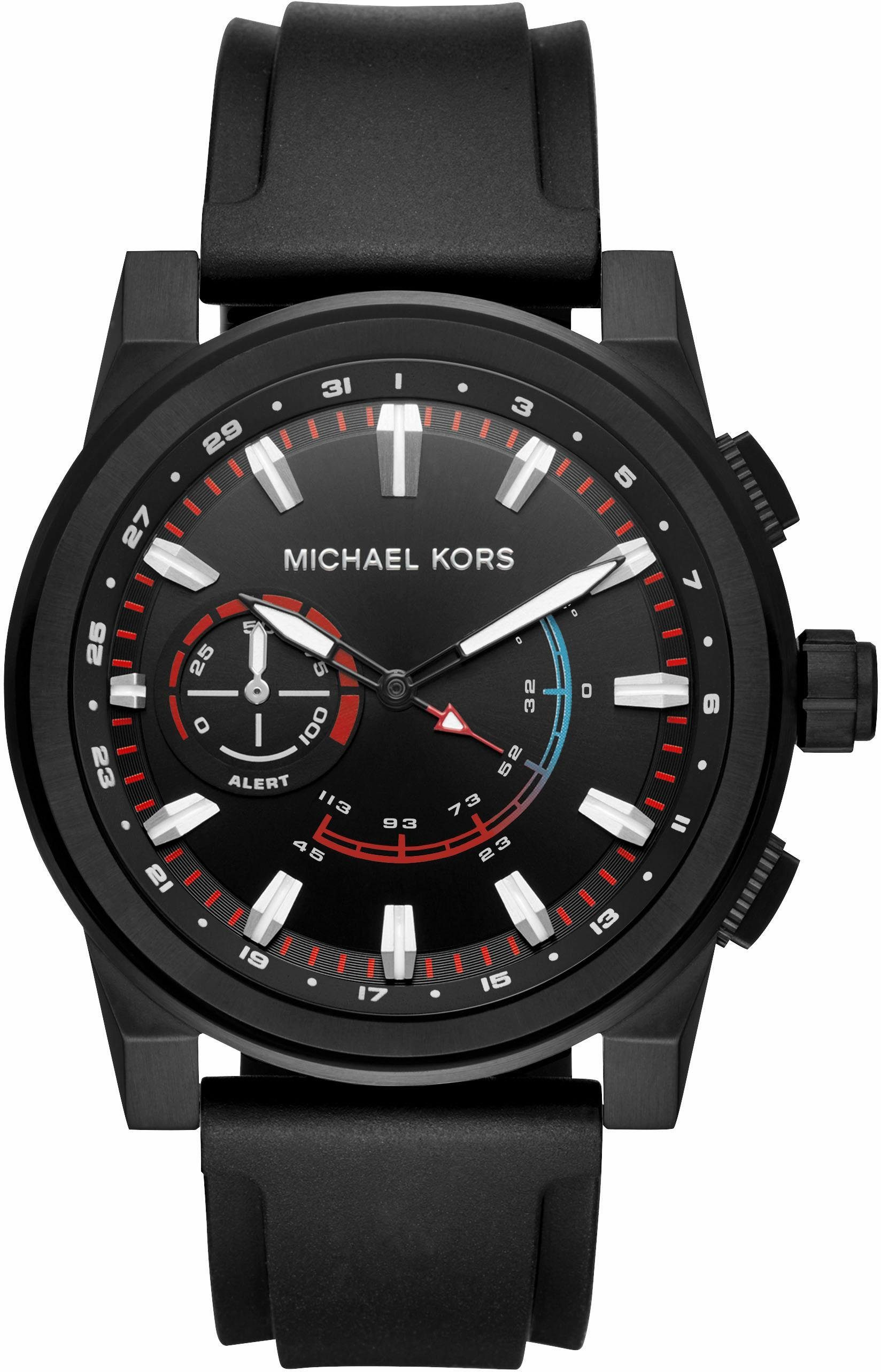 MICHAEL KORS ACCESS GRAYSON, MKT4010 Smartwatch (Android Wear)