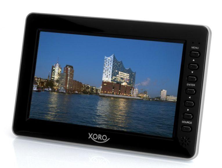 XORO LED Fernseher 25,6cm (10 Zoll) tragbar »PTL 1010«