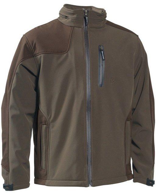 Deerhunter Softshelljacke Argonne | Bekleidung > Jacken > Softshelljacken | Grün | Polyester | Deerhunter