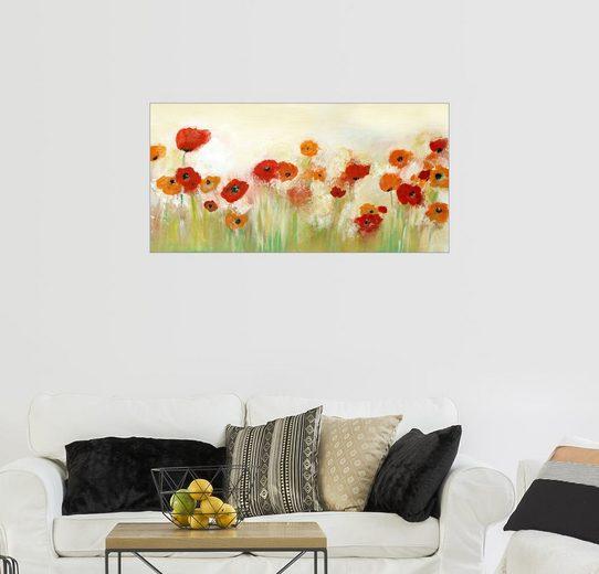 Posterlounge Wandbild - Tina Melz »Summertime«