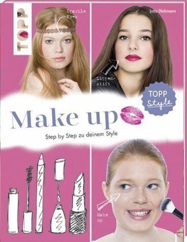 Broschiertes Buch »Make up«