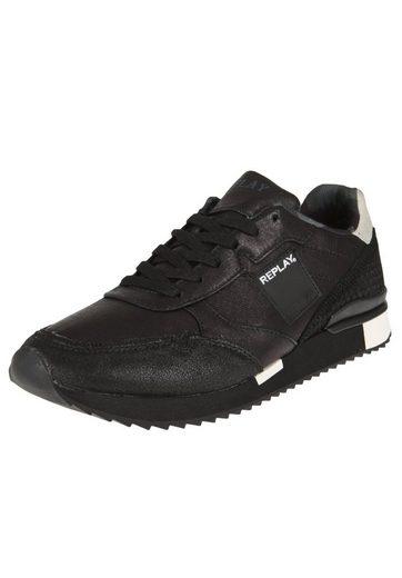 Replay INNER Sneaker, Ziernähte