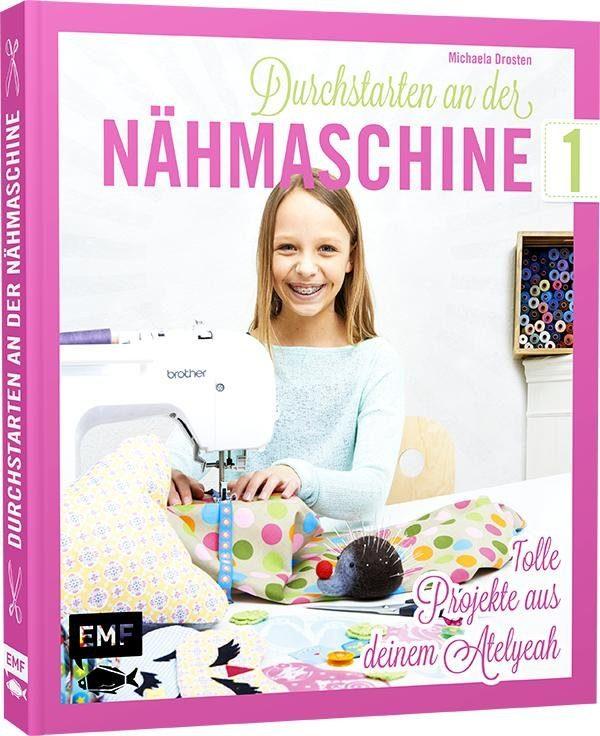 """EMF Buch """"Durchstarten an der Nähmaschine"""""""