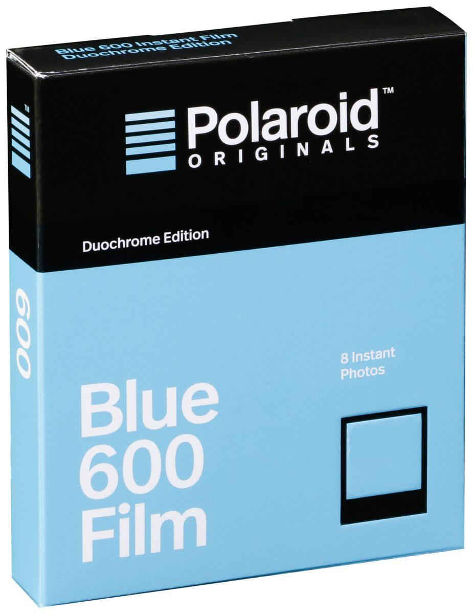 Polaroid Originals Sofortbildfilm »Polaroid Duoe Blau/Schwarz für 600«