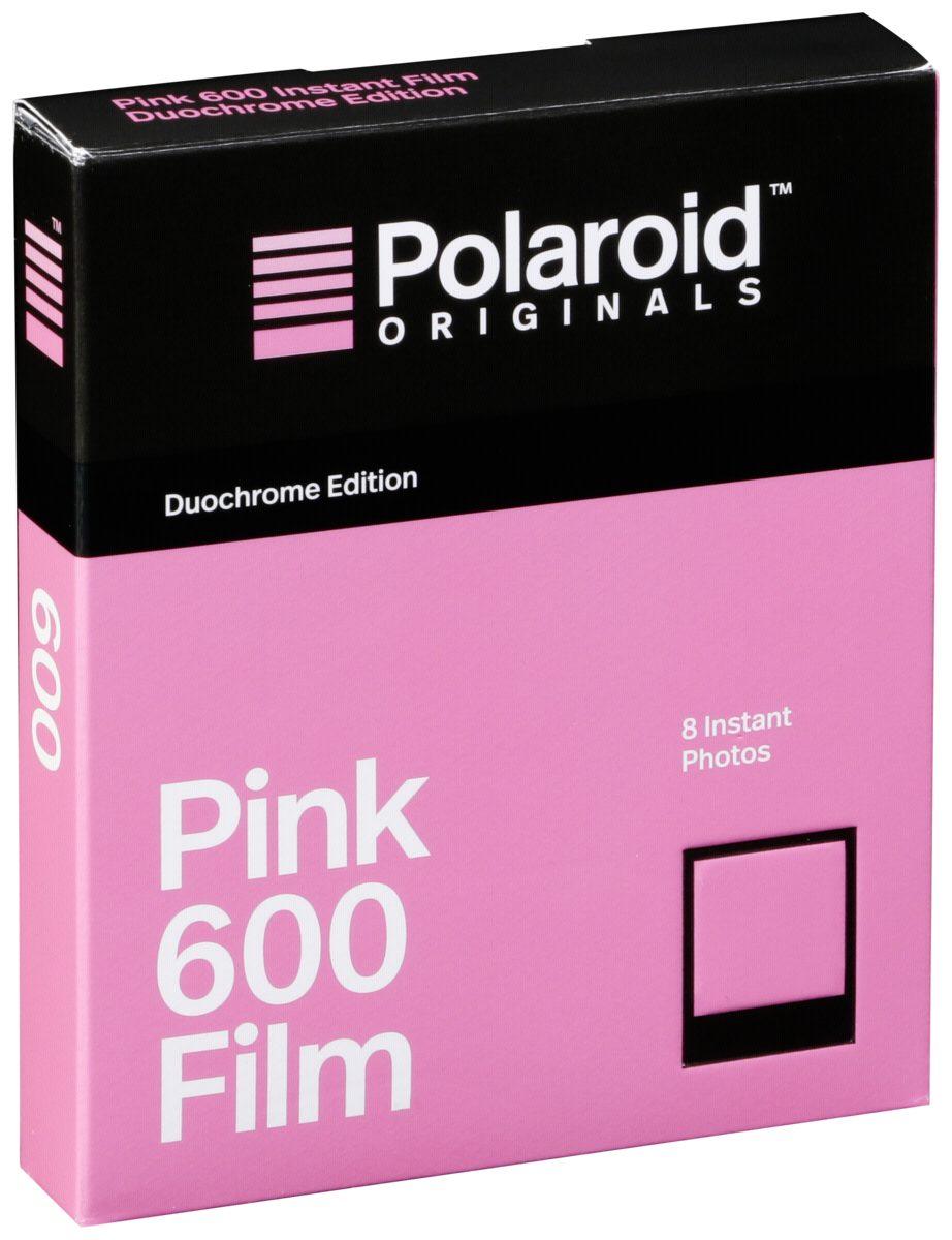 Polaroid Originals Foto Equipment »Polaroid Duoe Rosa/Schwarz für 600«