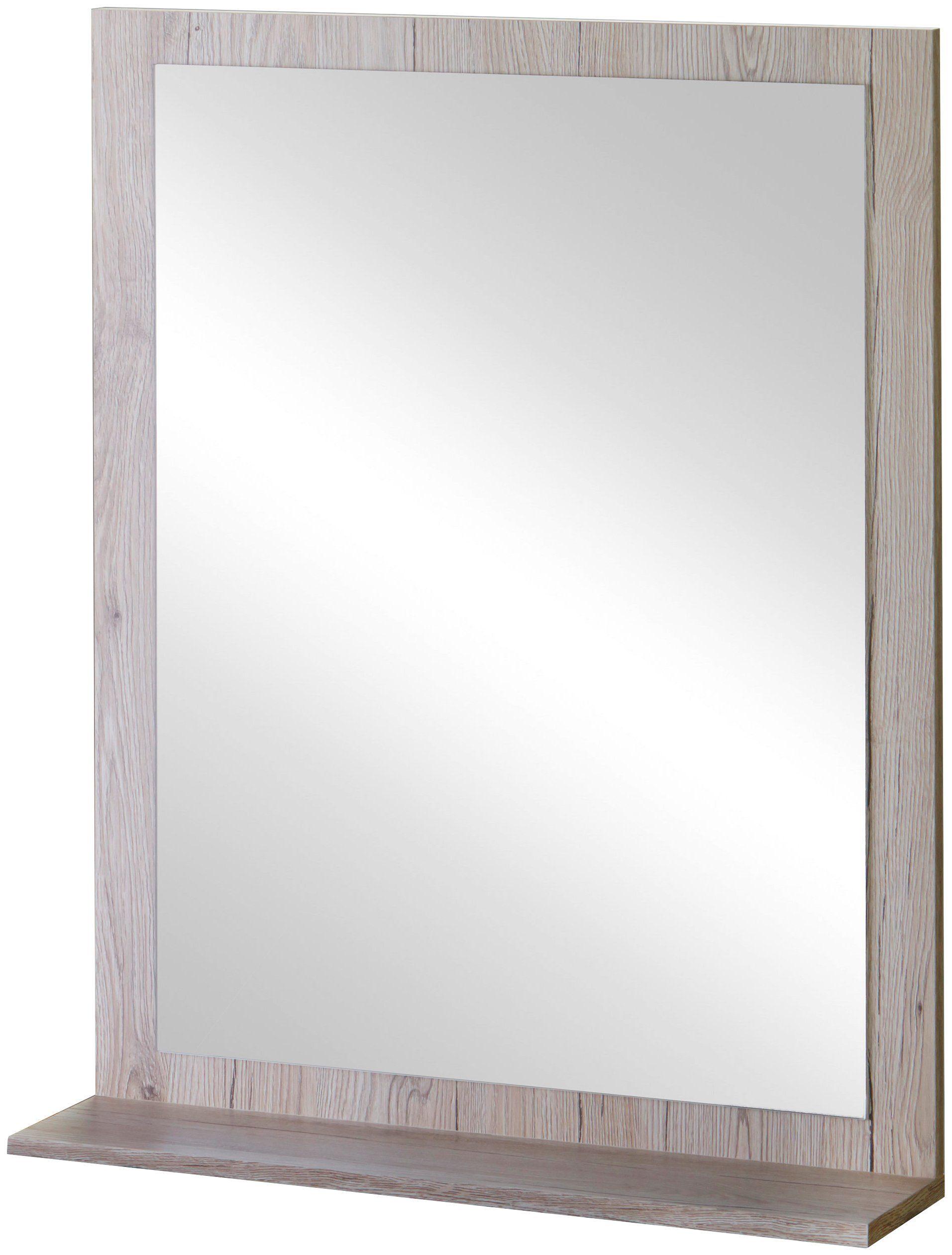 Kesper Spiegel / Badspiegel »New York« Breite 59 cm, mit Ablage