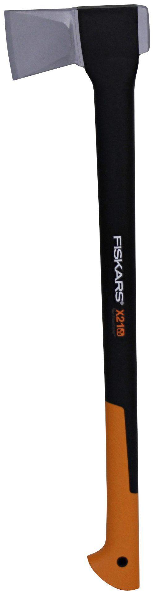 FISKARS Spaltaxt »X21-L«, für mittelgroße Stammstücke von 20-30 cm