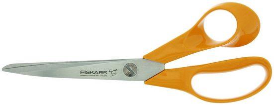 FISKARS Universalschere »S90«, 17 cm Schneidklingenlänge