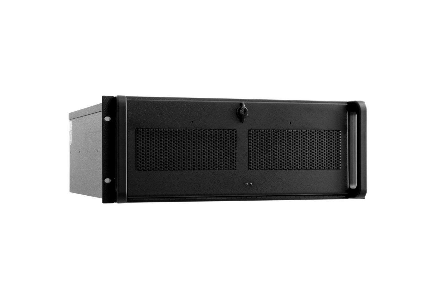 Chieftec Rack, Server-Gehäuse »UNC-410S-B« - Preisvergleich