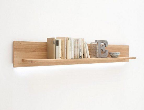expendio Wandregal »Samir 11«, Asteiche Bianco 180x24x22 cm