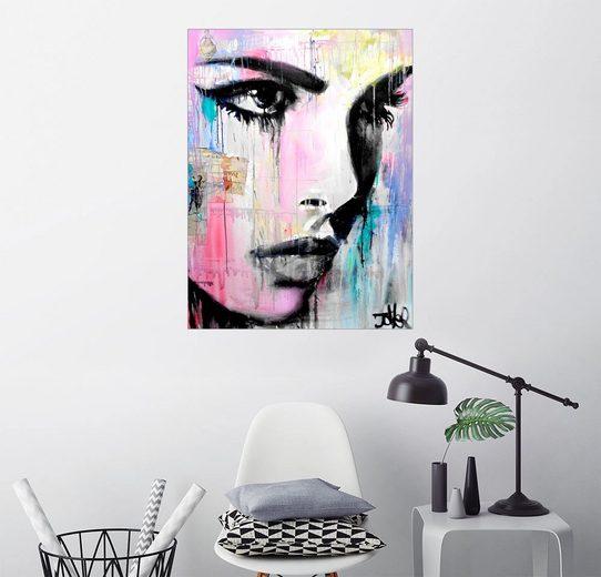 Posterlounge Wandbild, Der Sturm