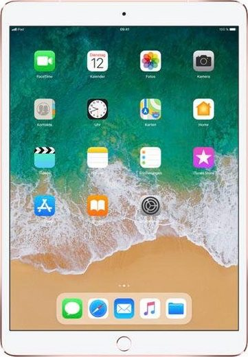 "Apple Apple iPad Pro 10,5"" Wi-Fi + Cellular 512GB Tablet (10,5"", 512 GB, iOS, 3G (UMTS)"