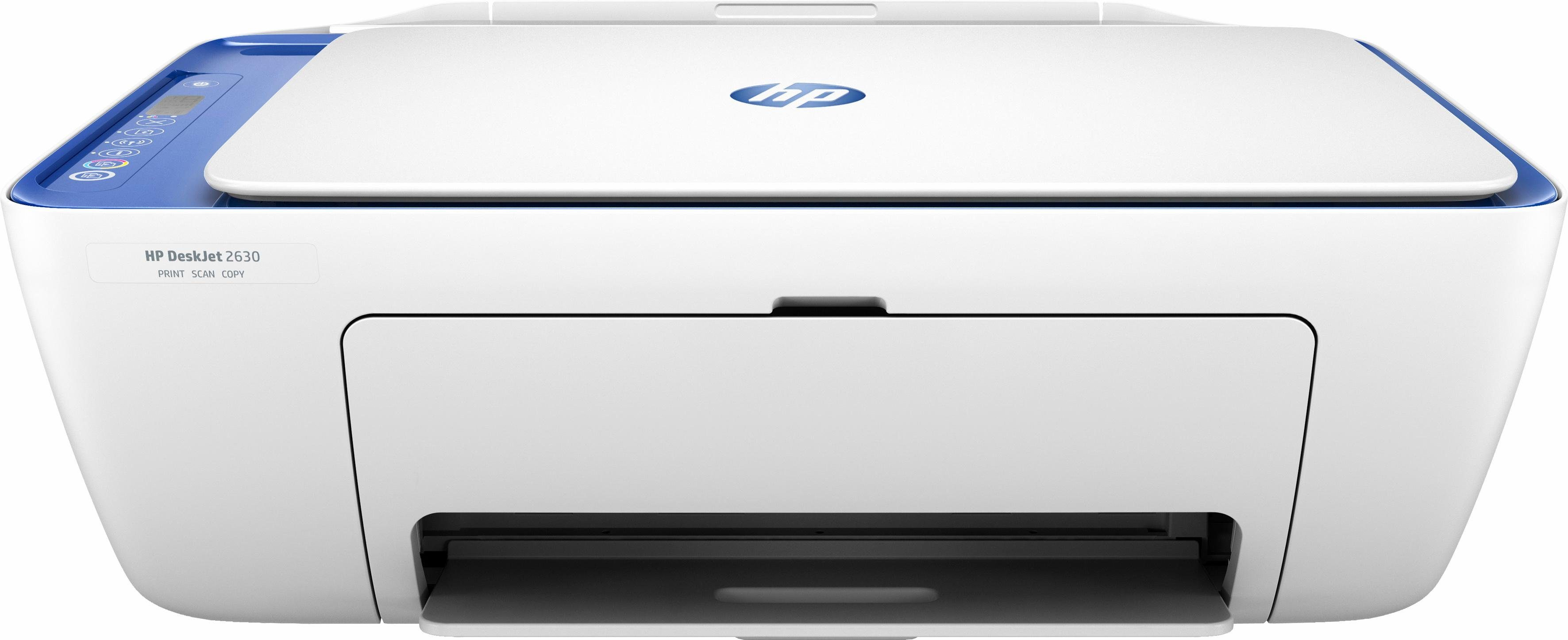 HP DeskJet 2630 All-in-One-Drucker Multifunktionsdrucker
