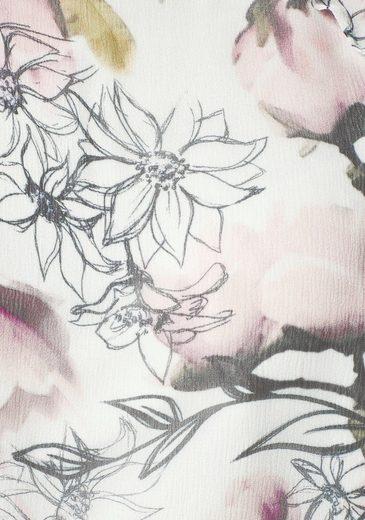 Guido Chiffonbluse Guido Maria Kretschmer Kretschmer »magnolia« Maria Chiffonbluse »magnolia« qnBS6A