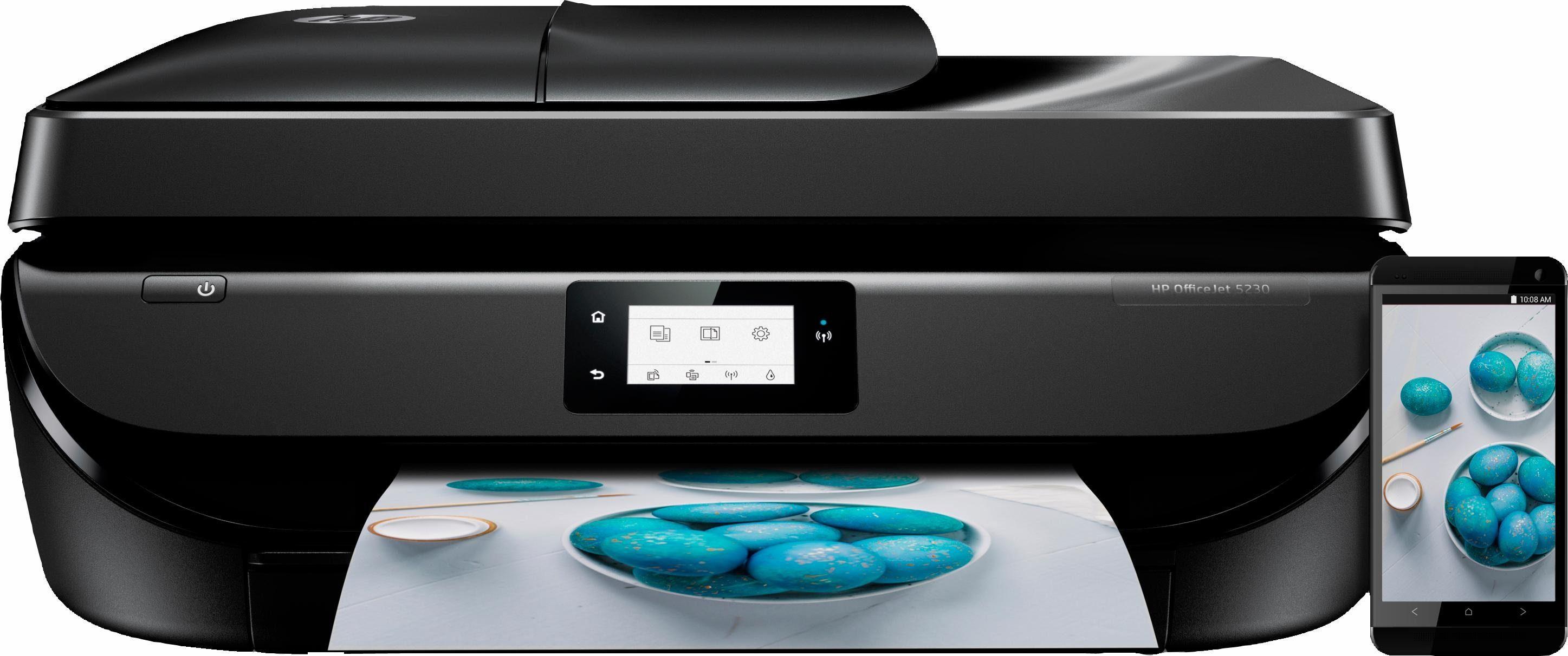 HP OfficeJet 5230 All-in-One-Drucker Multifunktionsdrucker