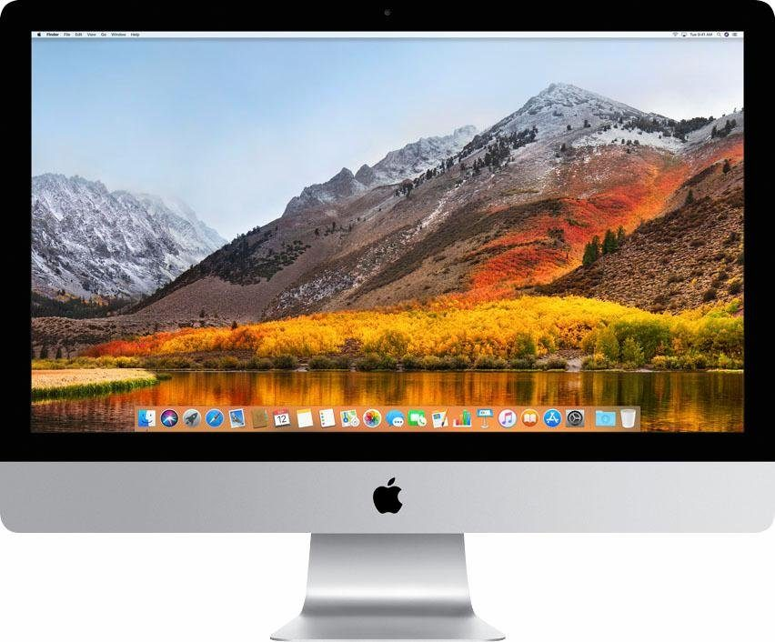 "APPLE iMac CTO (MNE92D/A) »Intel Core i5, 68,58cm (27""), 256 GB SSD, 8 GB«"