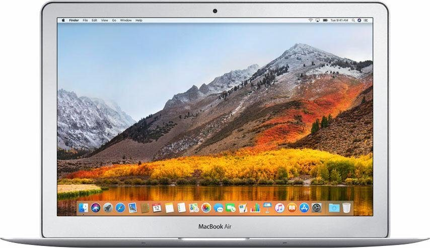 Apple MacBook Air Notebook (33,8 cm/13,3 Zoll, Intel Core i5, HD Graphics 6000, 128 GB SSD)