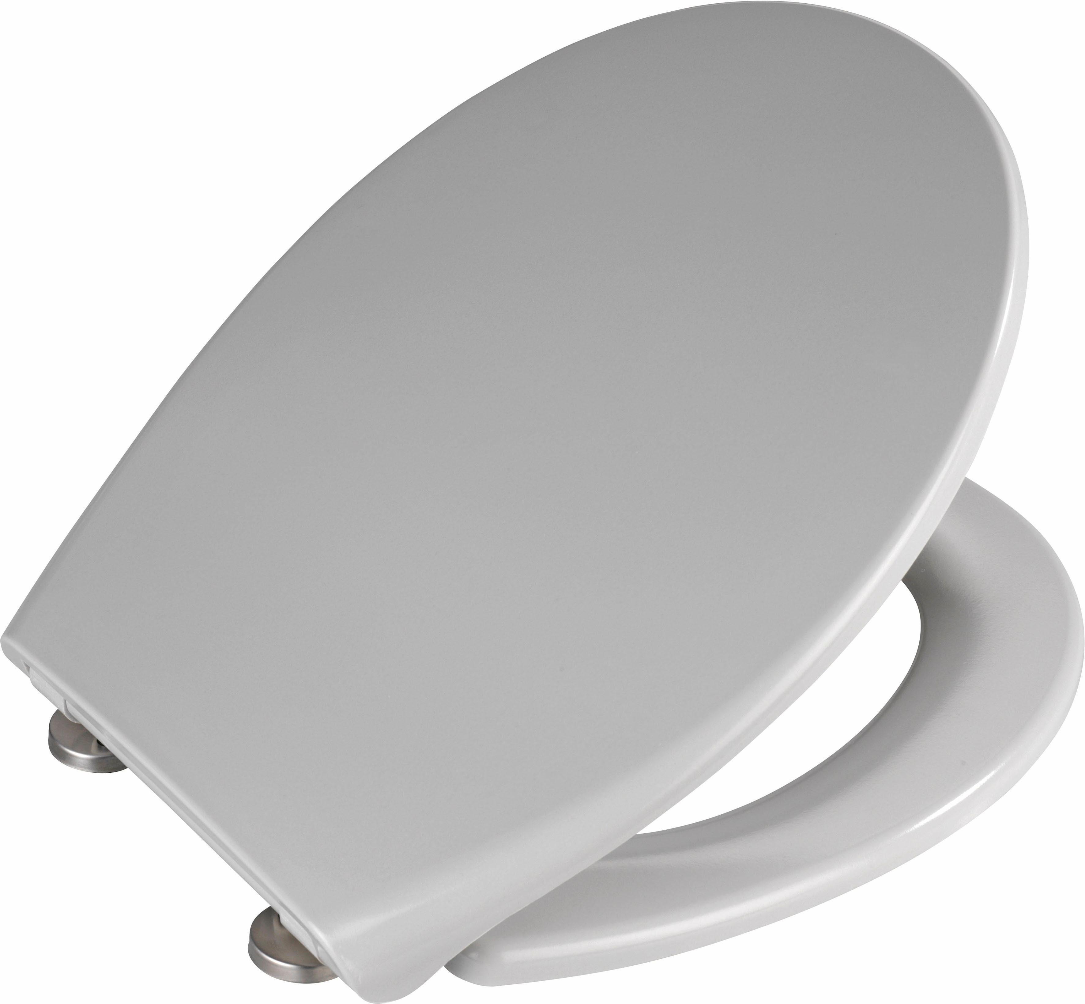 WENKO Premium WC-Sitz »Samos Concrete«