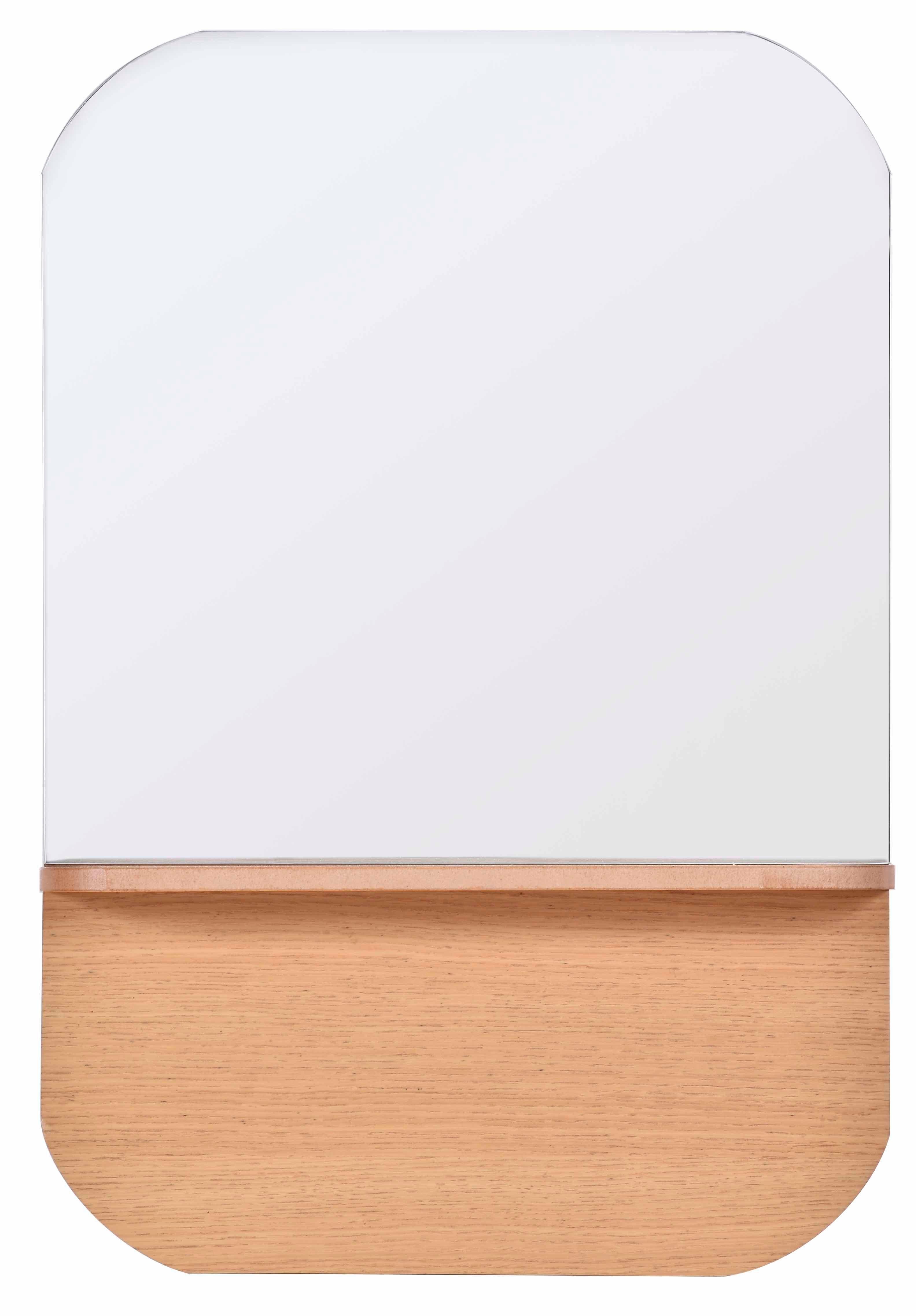 Home affaire Spiegel »Lund MDF Wall with 11.5 shelf«