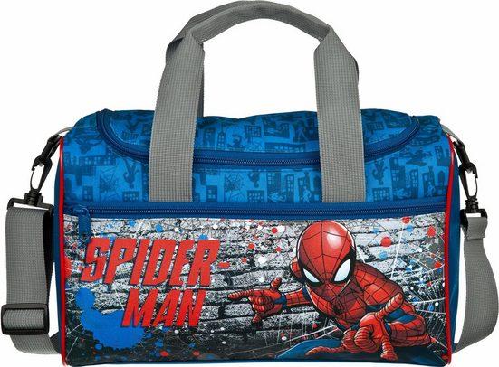 Scooli Sporttasche »Spiderman«