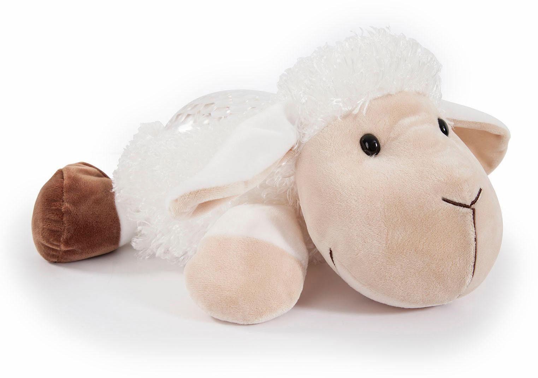 Bayer Design Kuscheltier mit Licht, »Nachtlichttier Schaf«