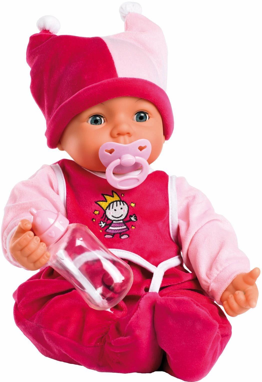 Babypuppe mit Funktion, Bayer Design, »Hello Baby«