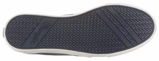 Wrangler Mitos Derby Sneaker, mit Logoprägung