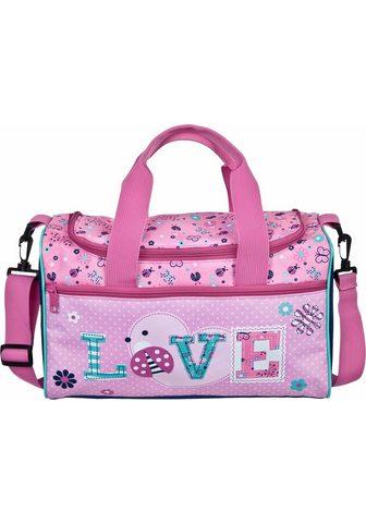 SCOOLI Sportinis krepšys »Ladybug«