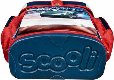Scooli Schulranzen Up Set 5-tlg.,  Campus Up Schulranzen Cars  8abca1