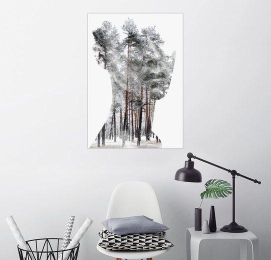 Posterlounge Wandbild - Andreas Lie »Einsicht«