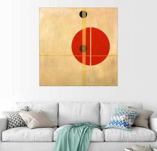 Posterlounge Wandbild - László Moholy-Nagy »suprematistisch«