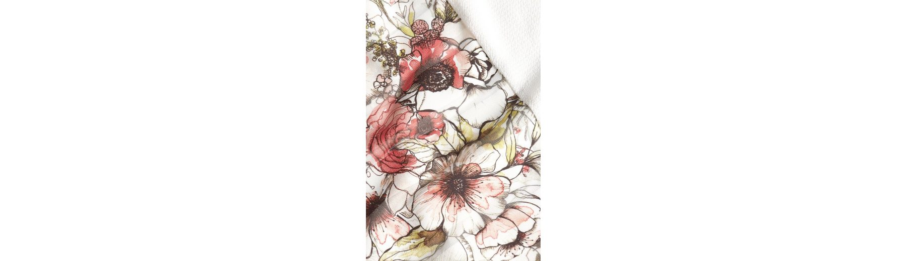 Florales T Next Florales Shirt Bahnenoptik T Next in fwxtIqOq