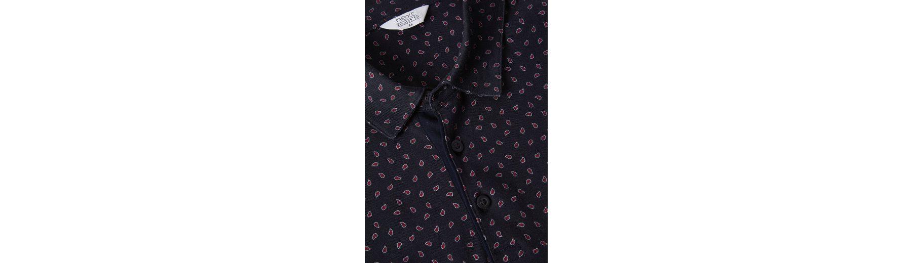 Next Poloshirt mit kleinem Paisleymuster Rabatt Authentisch Spielraum Eastbay Manchester Günstig Online Beliebte Online-Verkauf Großer Verkauf Online V80eqpMd