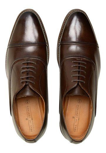 Next Oxford-Schuh mit Zehenkappe