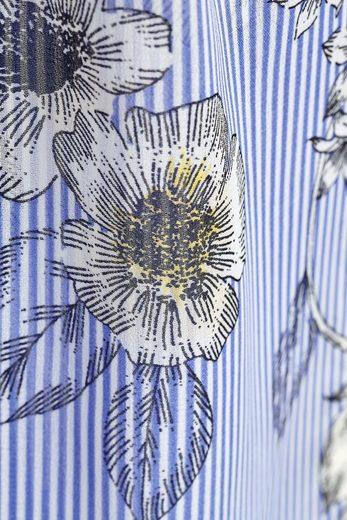 Next Bluse mit Schnürung am Bündchen