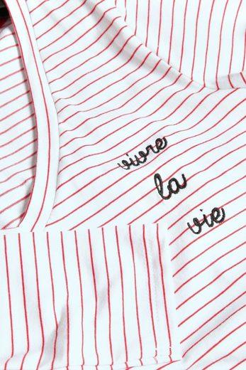 Next T-Shirt mit Aufdruck