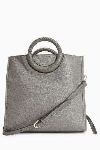 Next Tasche mit ringförmigem Tragegriff