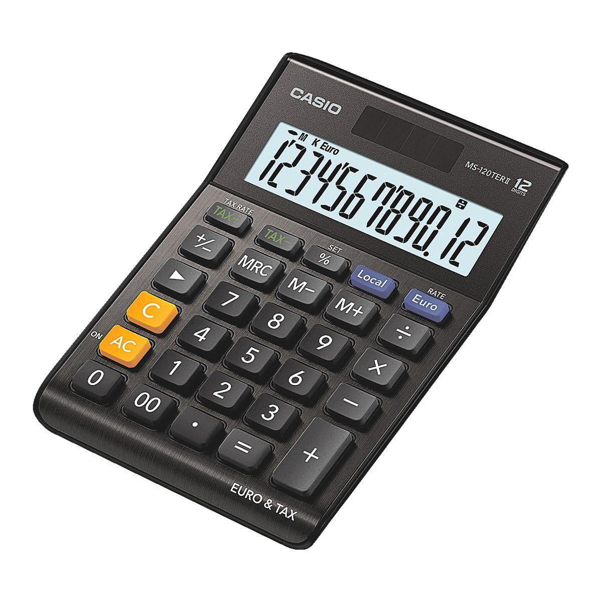 CASIO Tischrechner »MS-120TERII«