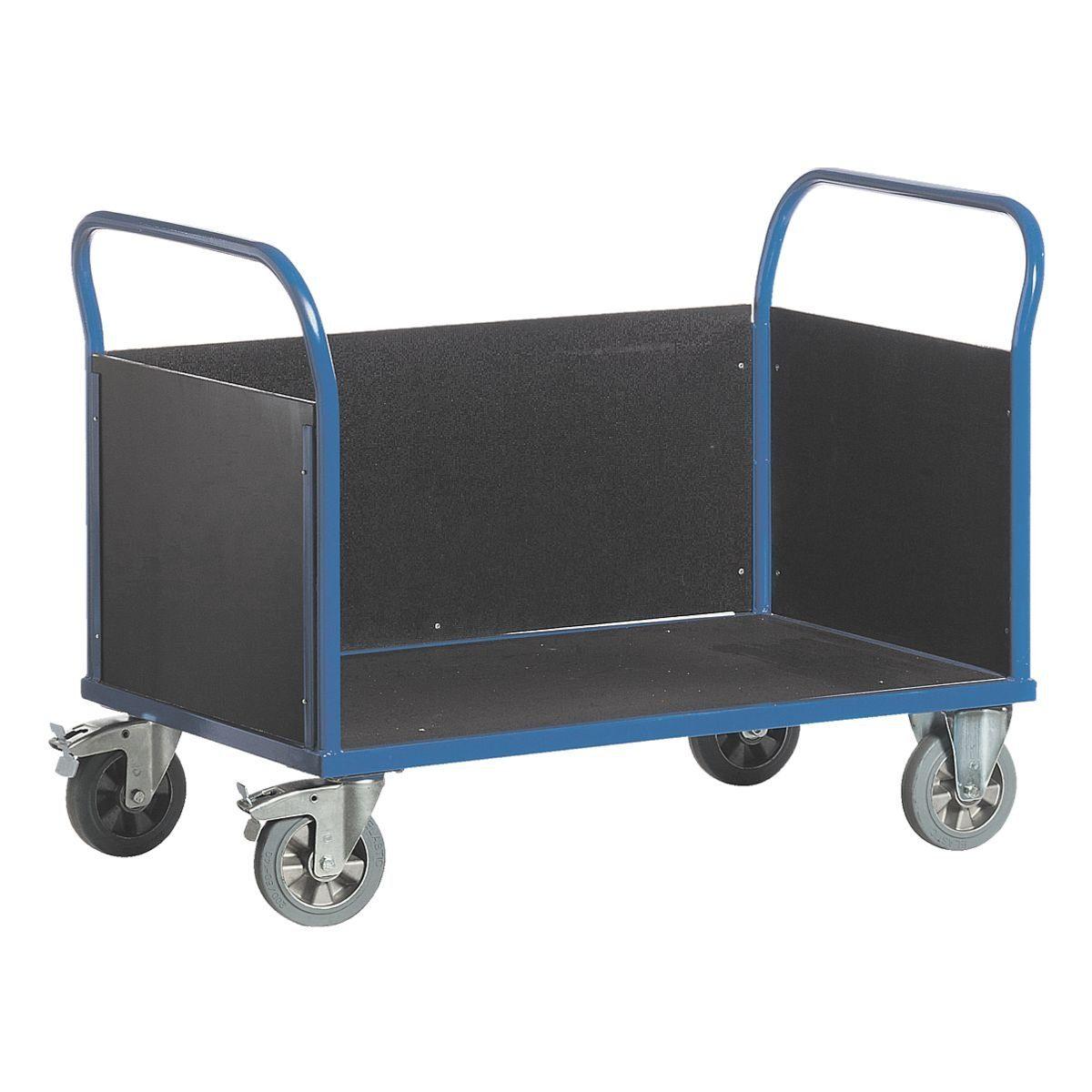 ROLLCART Dreiwandwagen